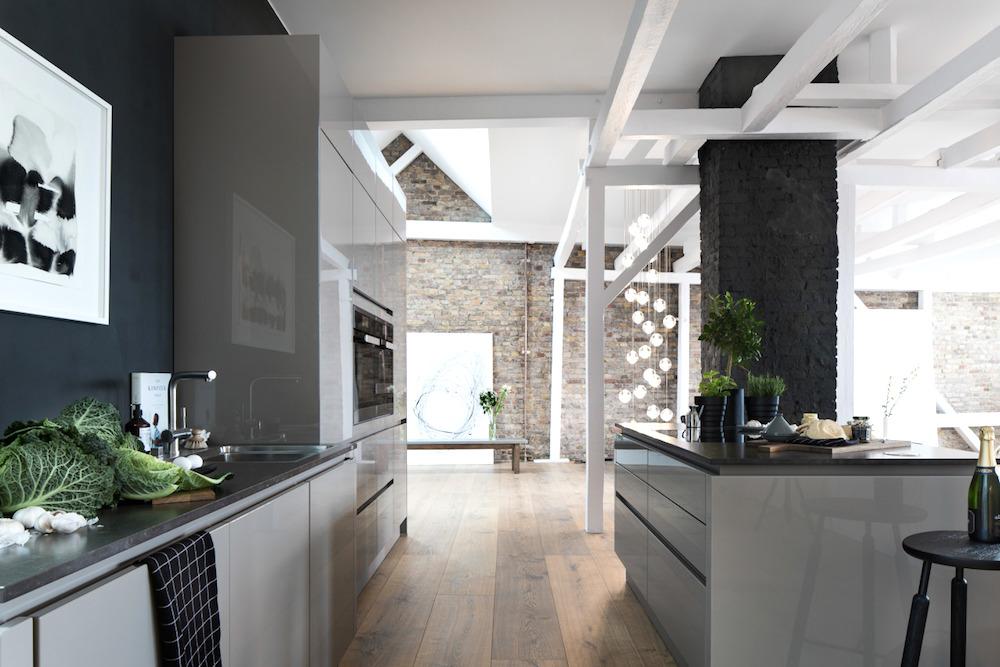 CLAUSEWITZSTRASSE, loft, fantastic frank, charlottenburg, apartment, interiors, minimal, sunday sanctuary