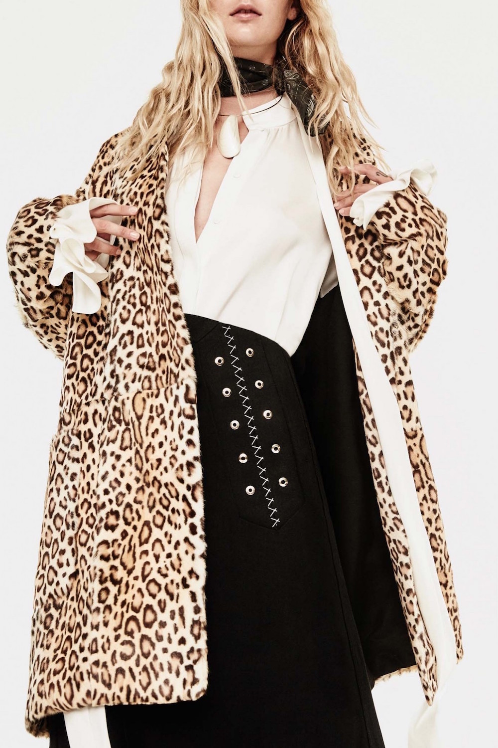 ellery, sarah starkey, pre fall 2016, leopard, trend, oracle fox
