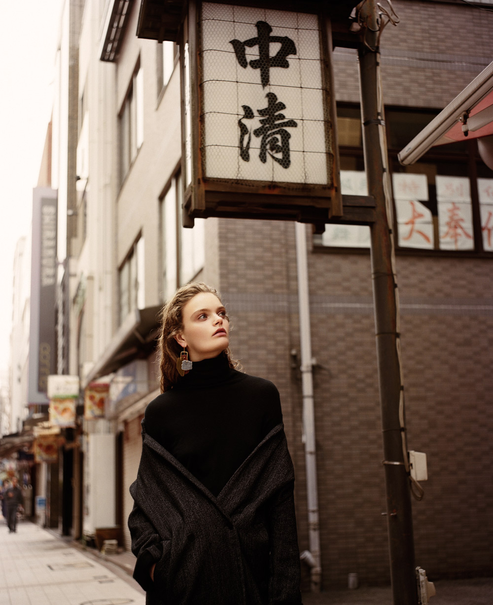 Fashion Editorial Japan, Fashion Editorial Tokyo, Japanese Fashion, Tokyo Fashion, Martha Wiggers, Amanda Shadforth, Oracle Fox, Rodney Deane, Oracle Fox Journal, Photography, Styling, Work