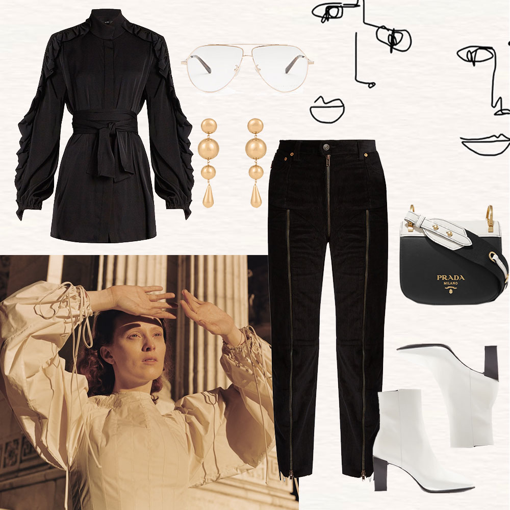 Outfit-collage-vetements-prada-balcengia-ellery-Oracle-Fox