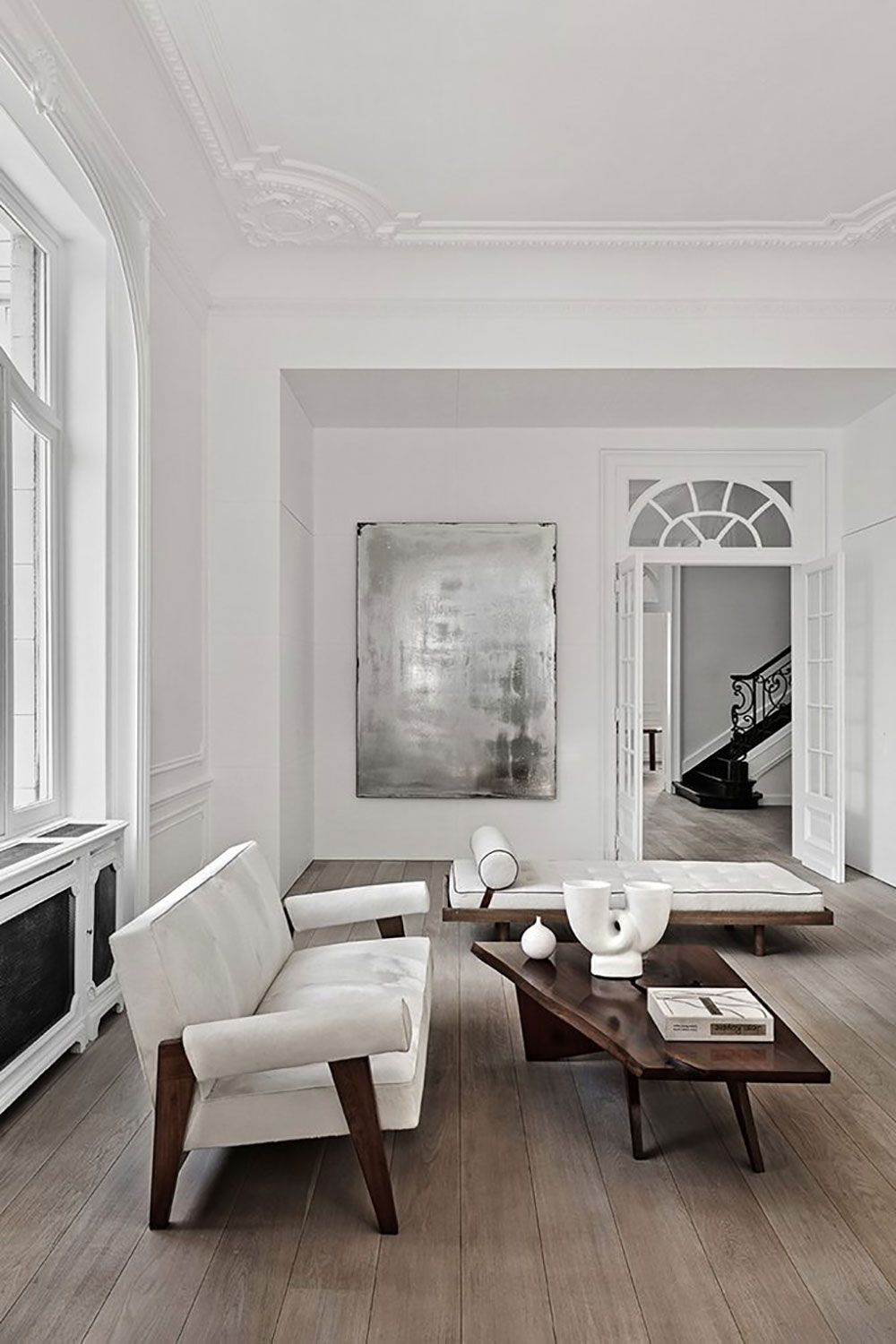 Home, Interiors, Inspiration, Modern Homes, Sunday Sanctuary, Timber floors, whites