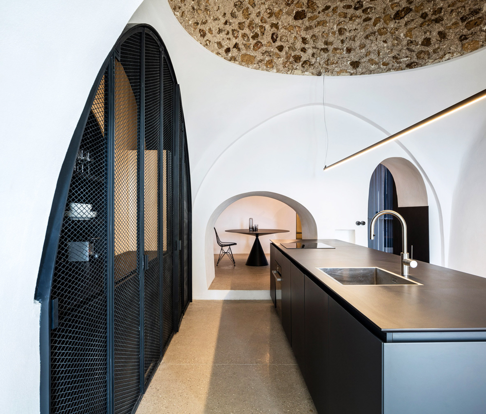 interiors, home, modern, cave, pitsou redeem, architecture, tel aviv, israel, sunday sanctuary, oracle fox