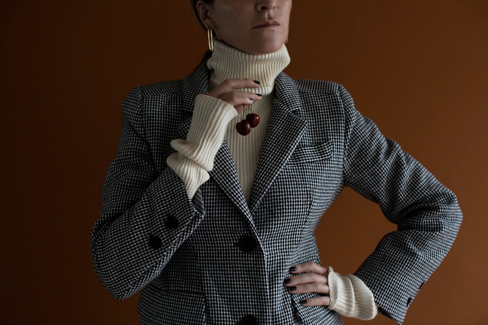 Checked, Hounds Tooth, Suits, Trend, Oracle, Fox
