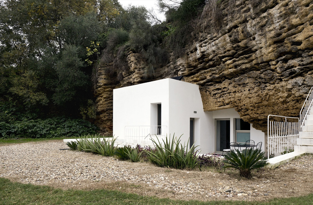 Casa tirra, ummo studio, cabe house, cave, house, home, spain, sunday sanctuary, oracle fox