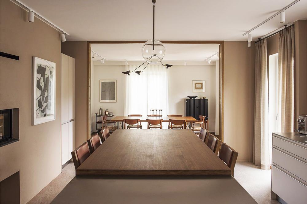 Louise Liljencrantz, home, interiors, sunday sanctuary, oracle fox,, dining,