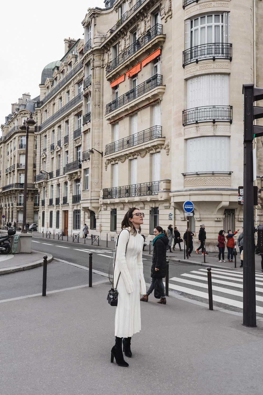 Celine-Knit-Dress-Chanel-Gabrielle-Bag-Paris-Amanda-Shadforth.1