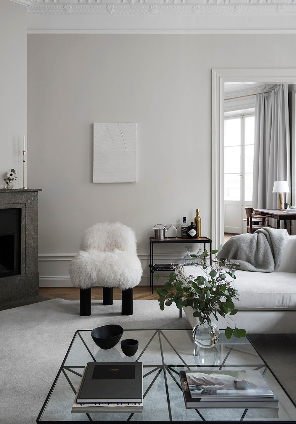 Interiors, Scandinavian interiors.. living , interiors , Oracle, Fox