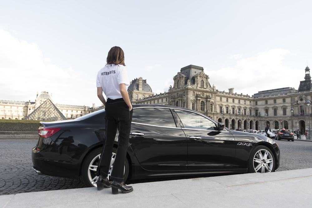 Louvre, Museum, Maserati, Paris, Fashion, Week, Oracle, Fox, Amanda, Shadforth