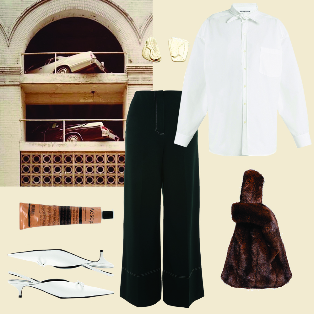 Outfit, Inspiration, Balenciaga, Topshop, Hi-Lo Outfit, Affordable, Inspiration, Aesop, Oracle, Fox