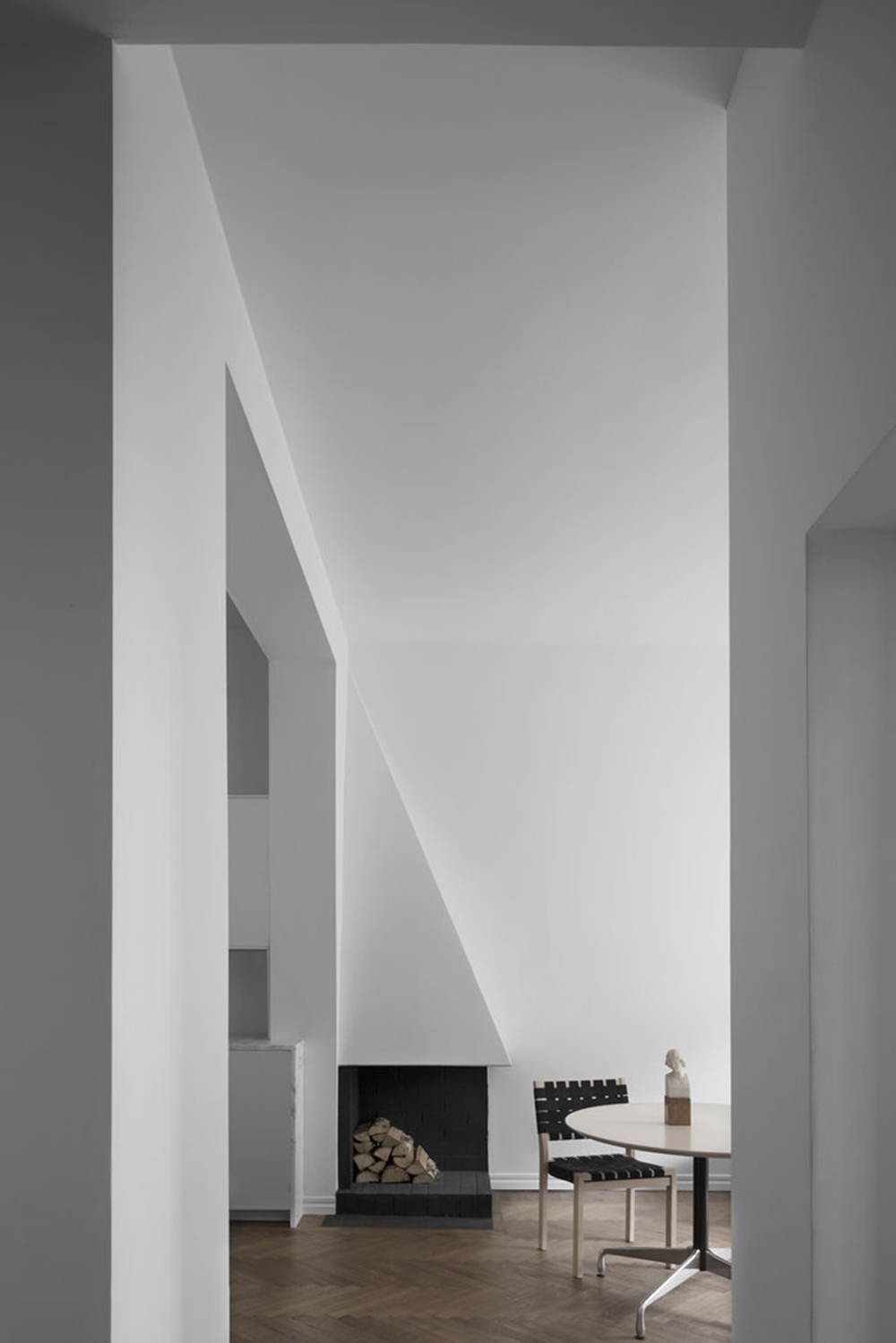 Home, Interiors, Whites, Minimal, Spaces, Lamp, Tonal, Oracle, Fox