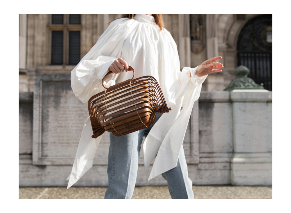 Cult, Gaia, Cane. Basket, Outfit, Post, Paris, Amanda, Shadforth