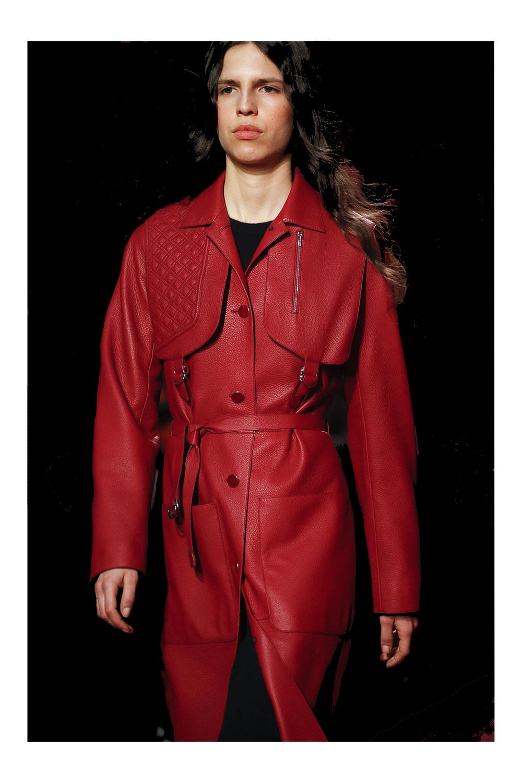 Paris, Fashion, Week, Fall, Ready, To, Wear, Hermes, Runway, Models,