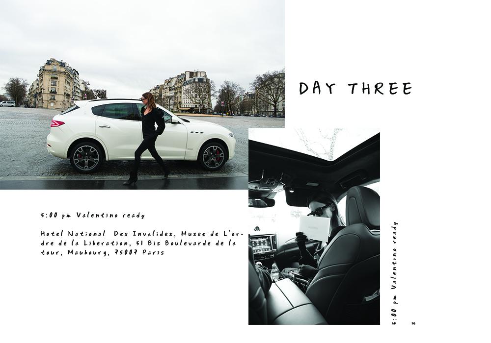 Ready, To, Wear, Paris, Fashion, Week, Maserati, Photo, Diary,