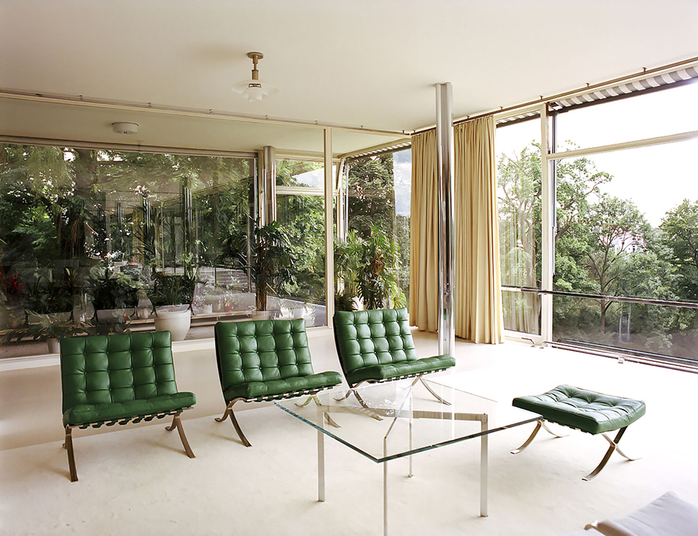 Sunday, Sanctuary, Villa, Tugendhat,Mies, Van, Derrohe, Interiors, Home