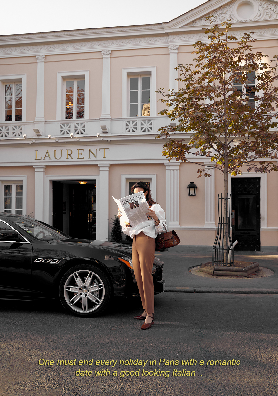 Maserati, Paris, Fashion, Week, Oracle, fox, photo diary, paris