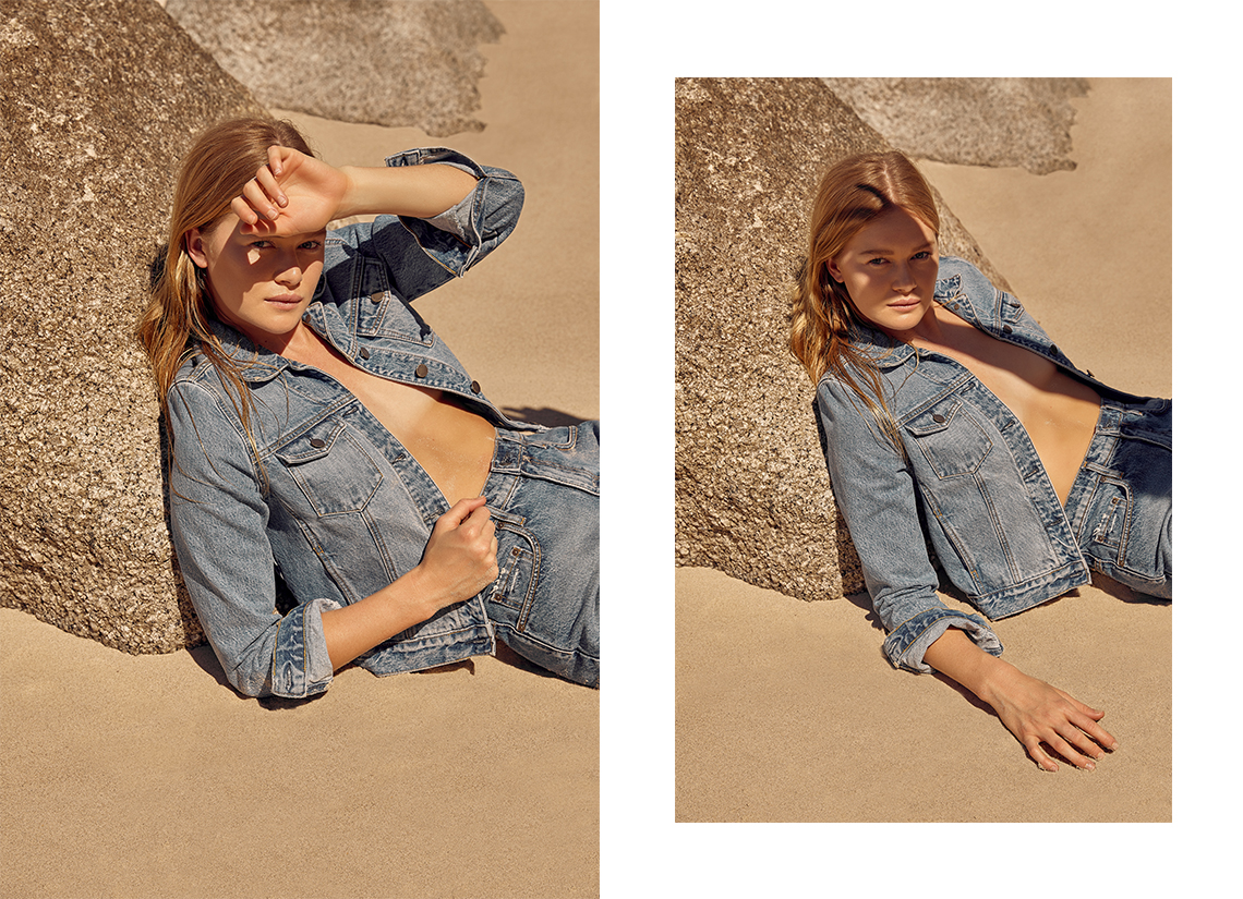 Spring, Summer, Campaign, Nobody, Denim, 2019,