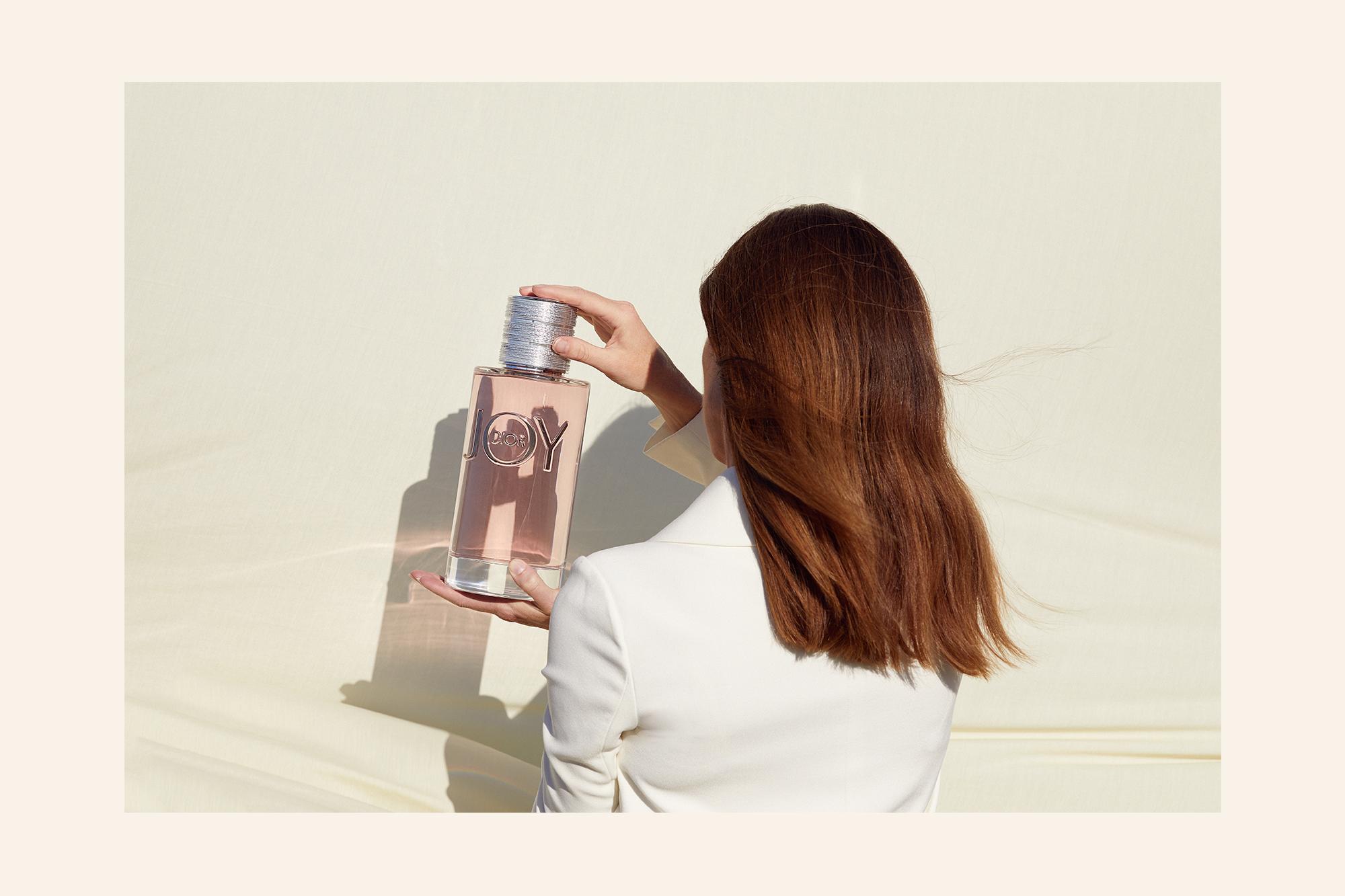 Perfume, Editoria., Dior, Christas, 2018, Joy, Perfume, Tweed