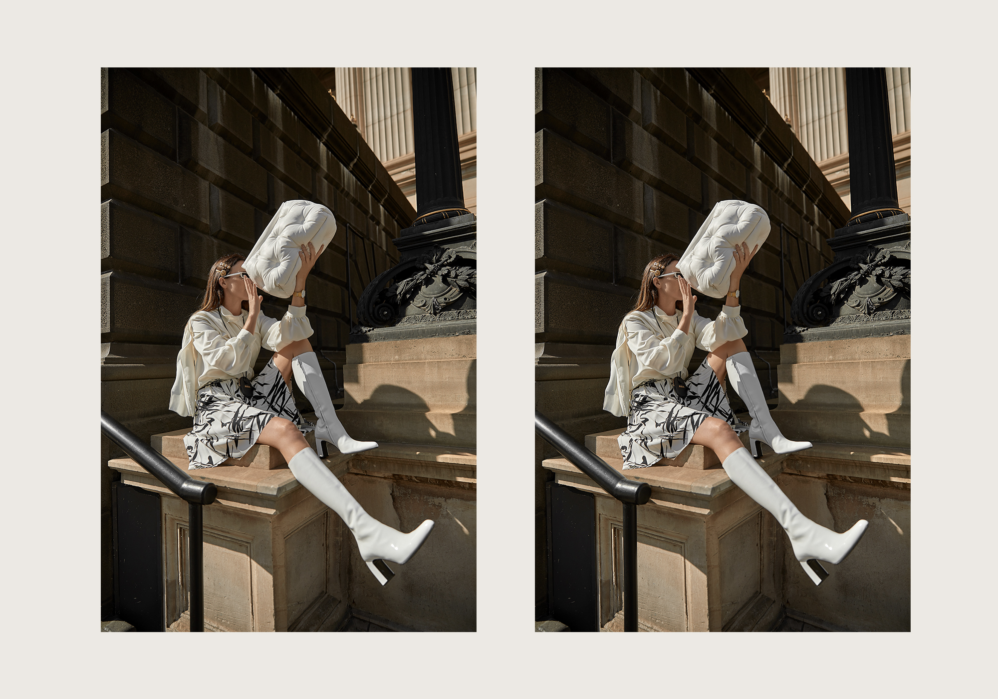 Balenciaga, Boots, Margiela, Bag, Jacquemus Bag, Oracle, Fox, Outfit