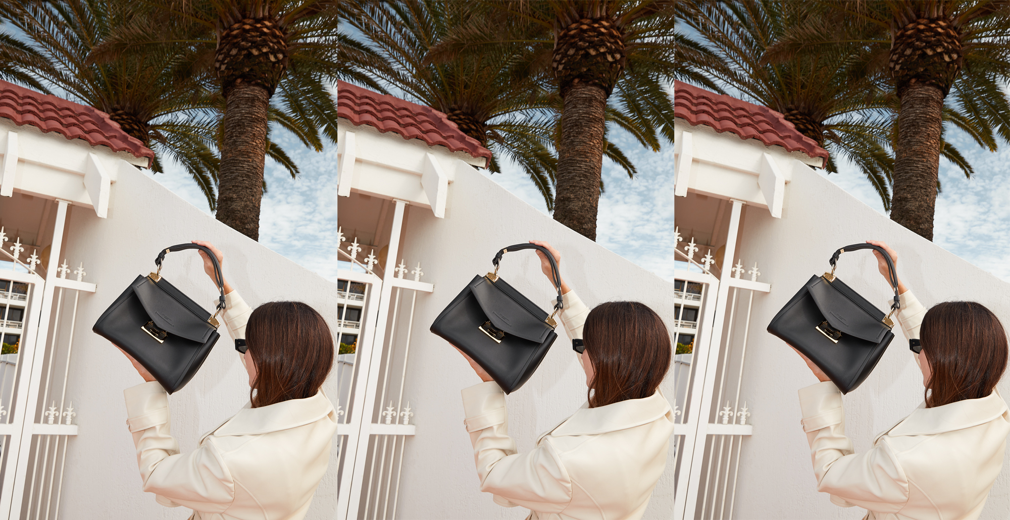 Givenchy, Mystic, Black Bag, Monochrome Outfit, Amanda Shadforth, Fashion