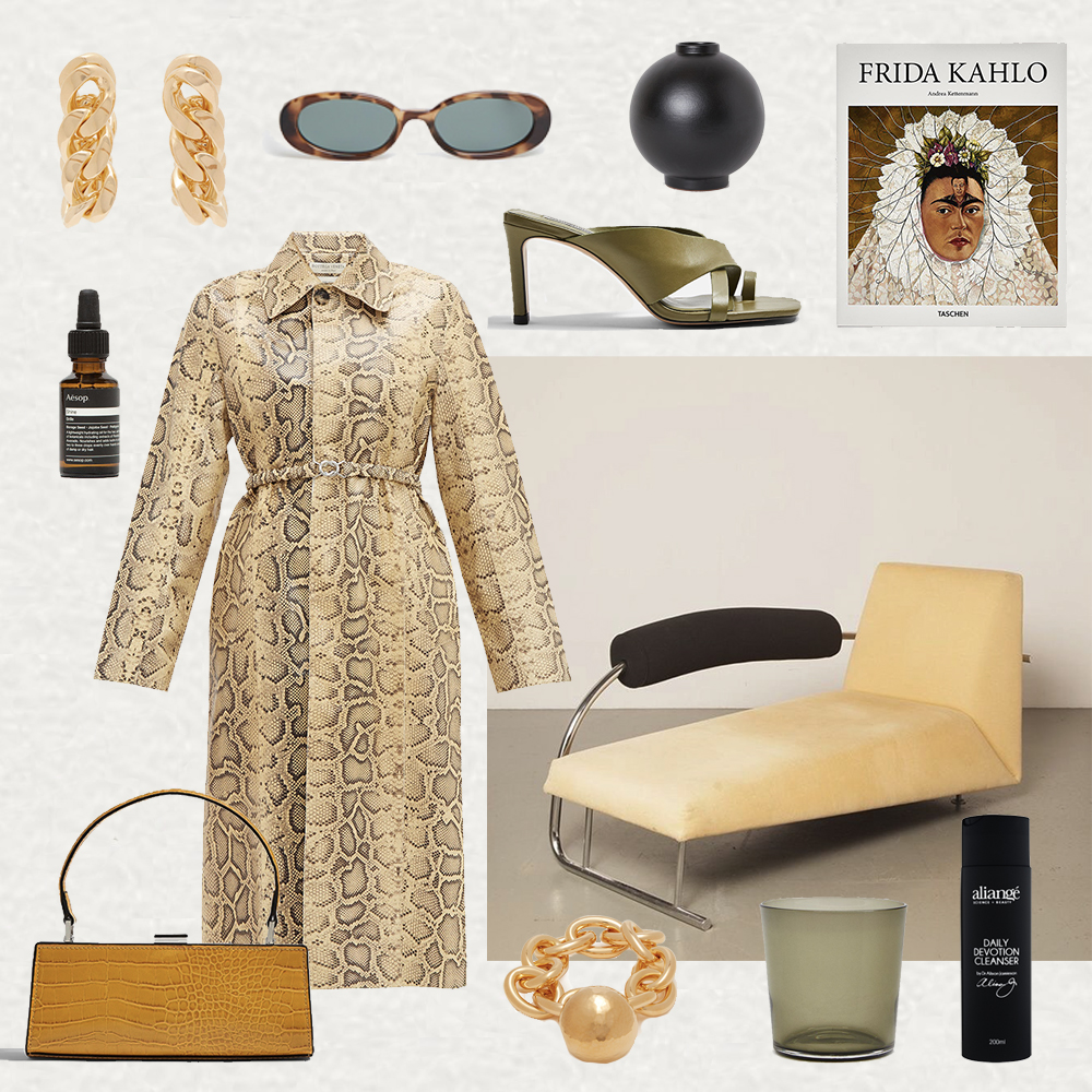 Bottega Veneta, Topshop, Accessories, Collage, Le Specs,