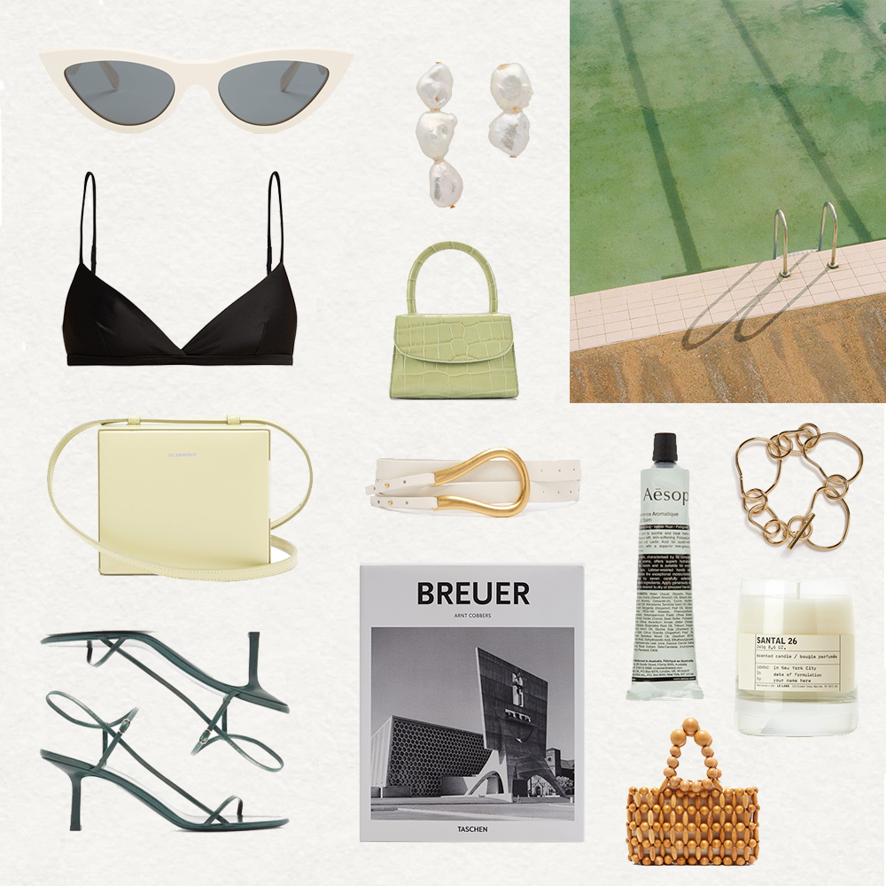 Outfit, Inspiration, Italian, holiday, summer, The row, Celine, Bottega Veneta