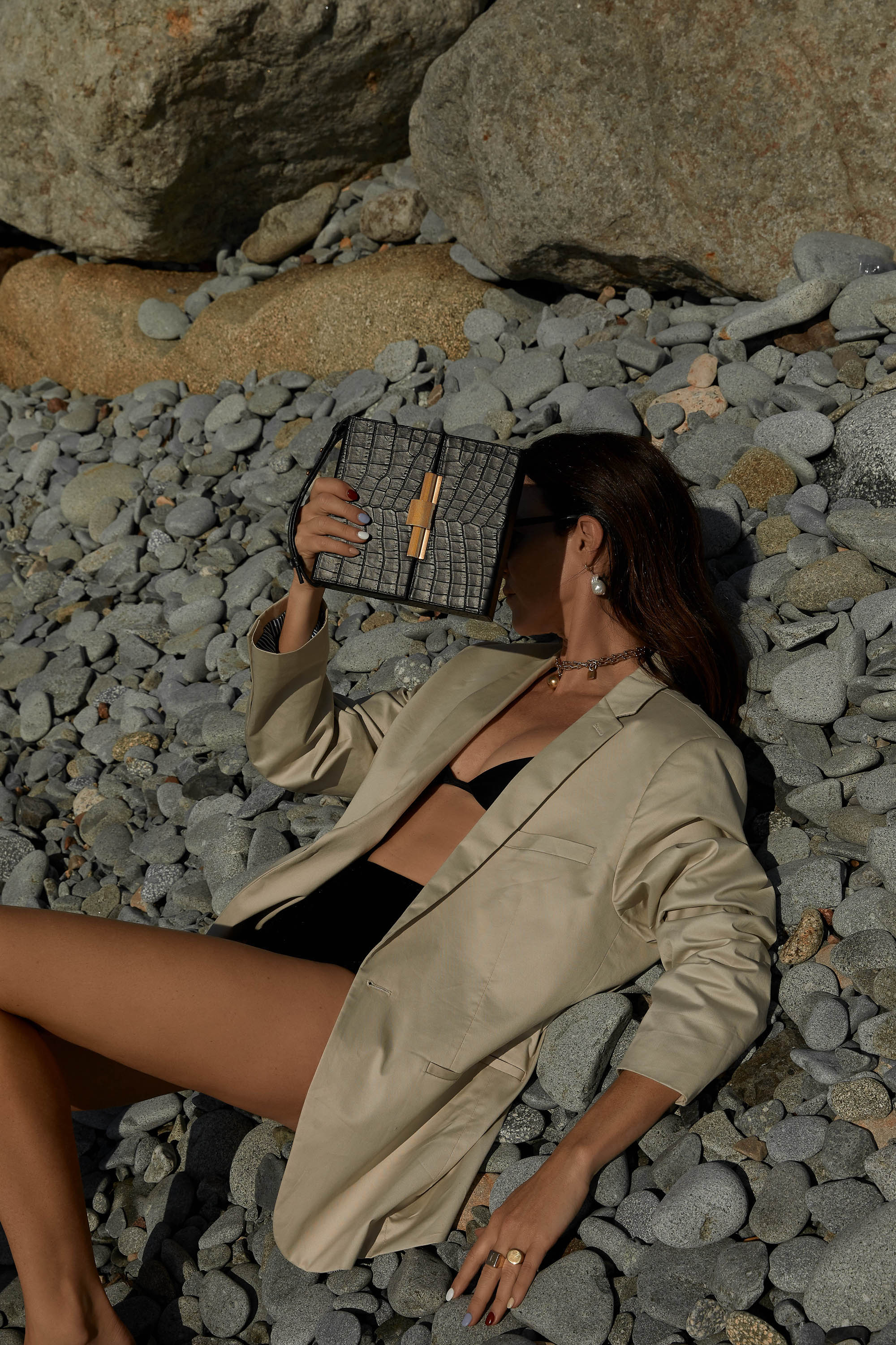 Bottega, Veneta, Quilted, Heel, Box, Bag, Oracle Fox, France, Editorial, Amanda, Shadforth, Matches, Fashion