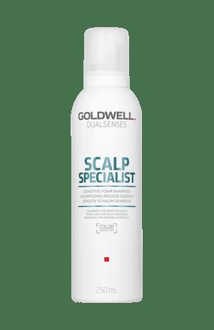 Sensitive scalp shampoo