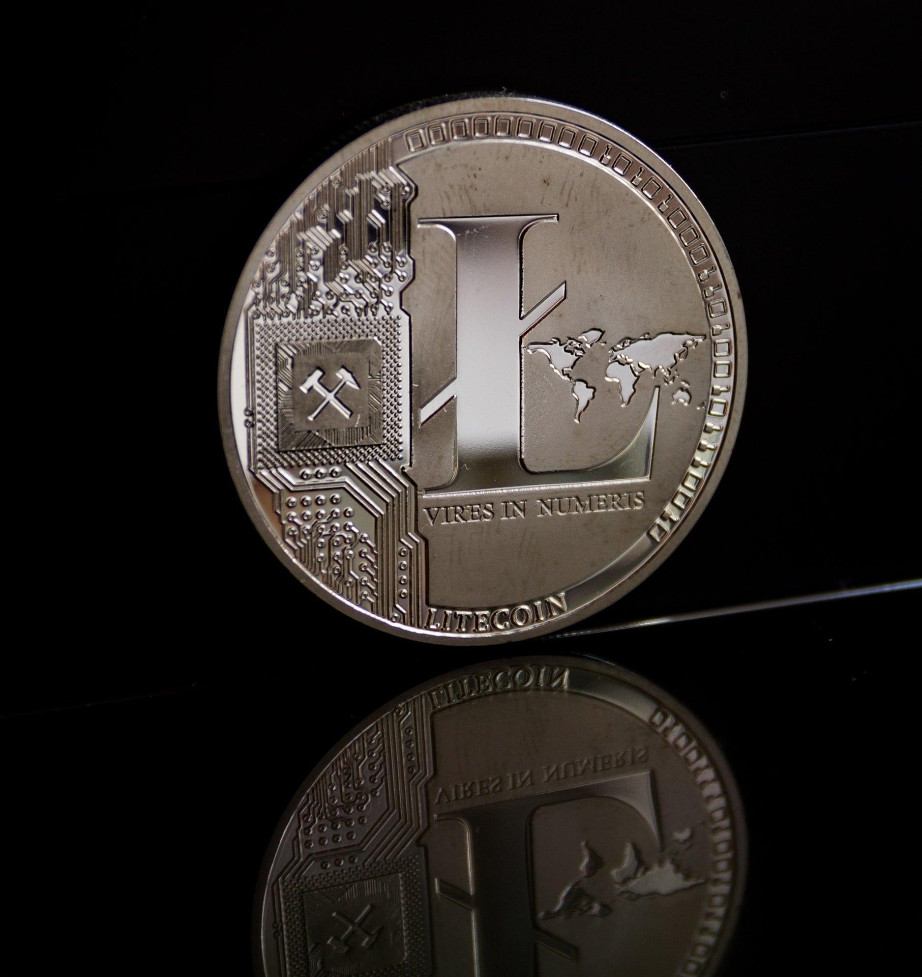 Litecoin LTC Grow 2018