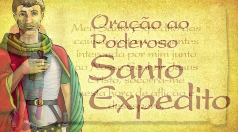 santo expedito - Oração Para Santo Expedito Causas Urgentes