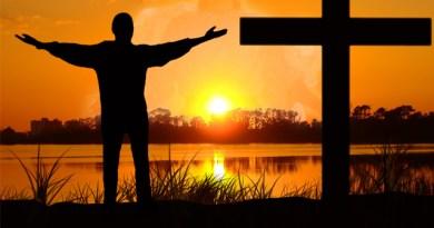 cruz de cristo - Oração pedindo força e sabedoria