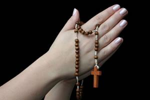 devocao terco - Como rezar o terço católico - Devoção do Rosário