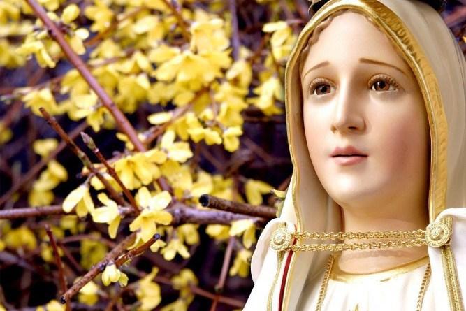 anjo azul124 - Oração a Nossa Senhora do Silêncio