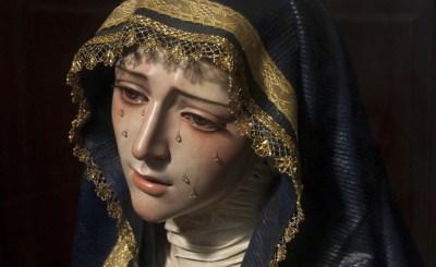 artigo 3 nossa senhora chorando - As 15 Orações de Santa Brígida