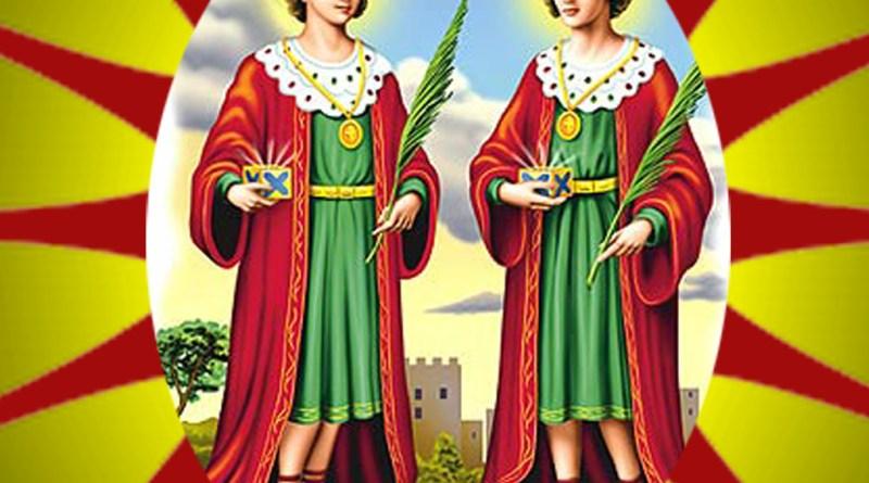 cosme e damião - Oração a São Cosme e São Damião