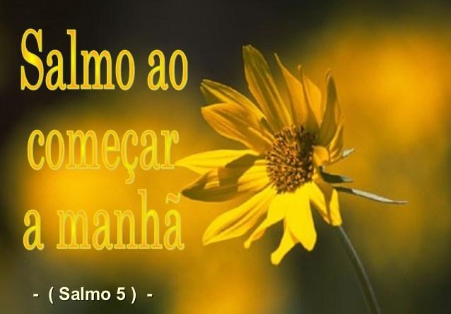 salmo 5 1 638 - Salmo 5 - Oração da Manhã
