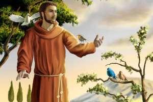 Oração pela paz a São Francisco de Assis
