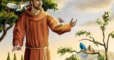 sao francisco de assis 1 - Oração pela paz a São Francisco de Assis