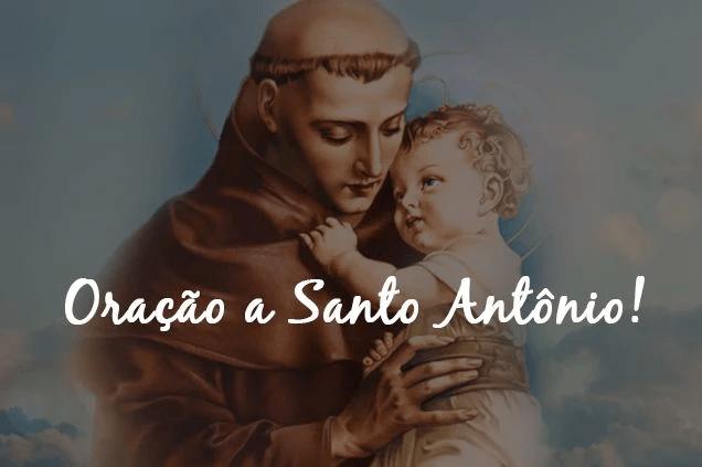 Oração de Santo Antônio Para Alcançar uma Graça