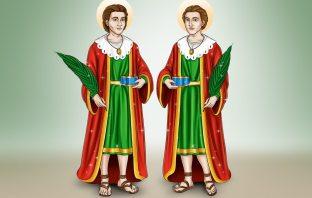 Oração de São Cosme e Damião para amor