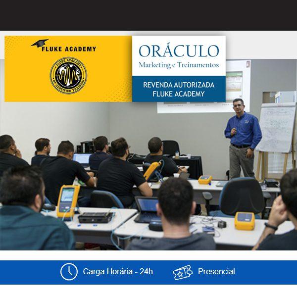 CERTIFICAÇÃO PRESENCIAL CCTT FLUKE NETWORKS