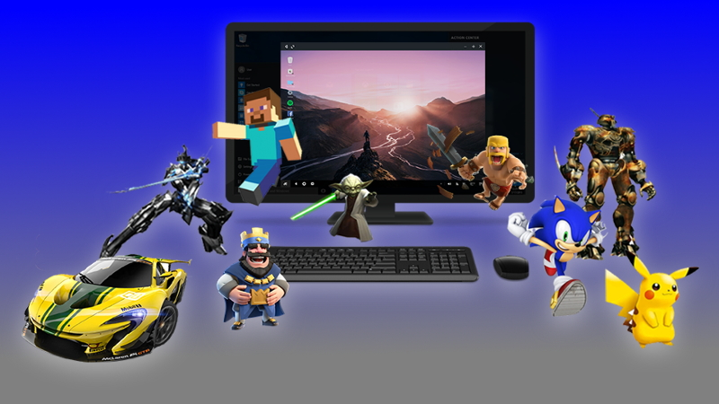 rodar jogos android no pc ou notebook com Remix OS Player
