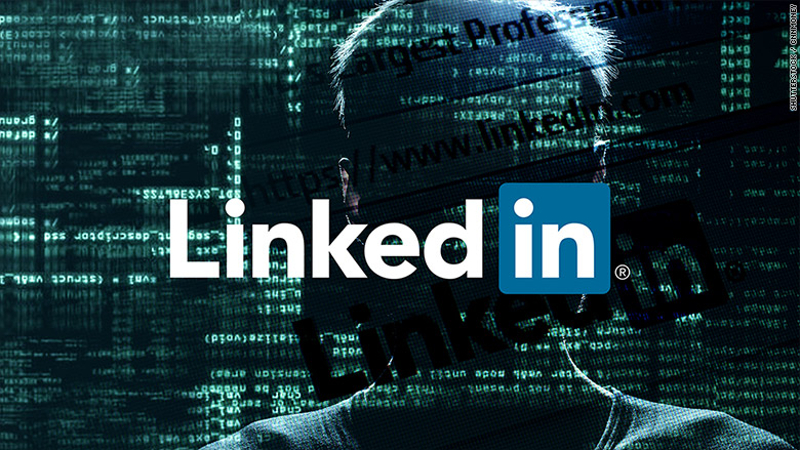 Perfis de executivos no linkedin na mira dos hackers
