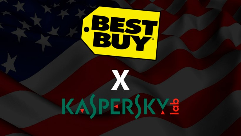 EUA +Best Buy vs Kaspersky