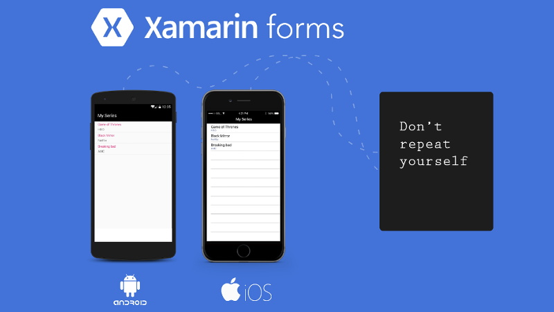 Curso Xamarin Forms 2018 - Apps para Android iOS e UWP - 8 Apps