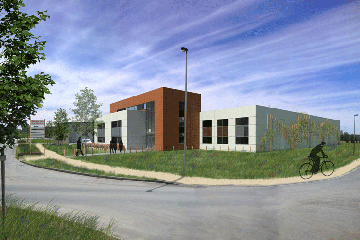 Bureau d'architectes ORAES Tournai