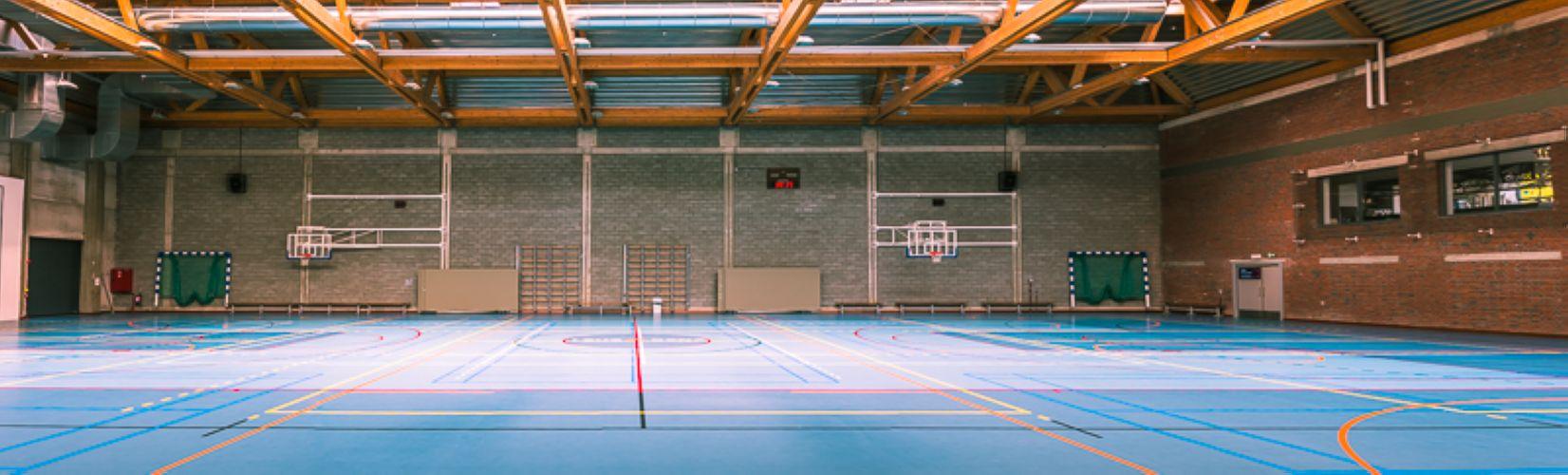 Centre sportif à Leuze-en-Ht