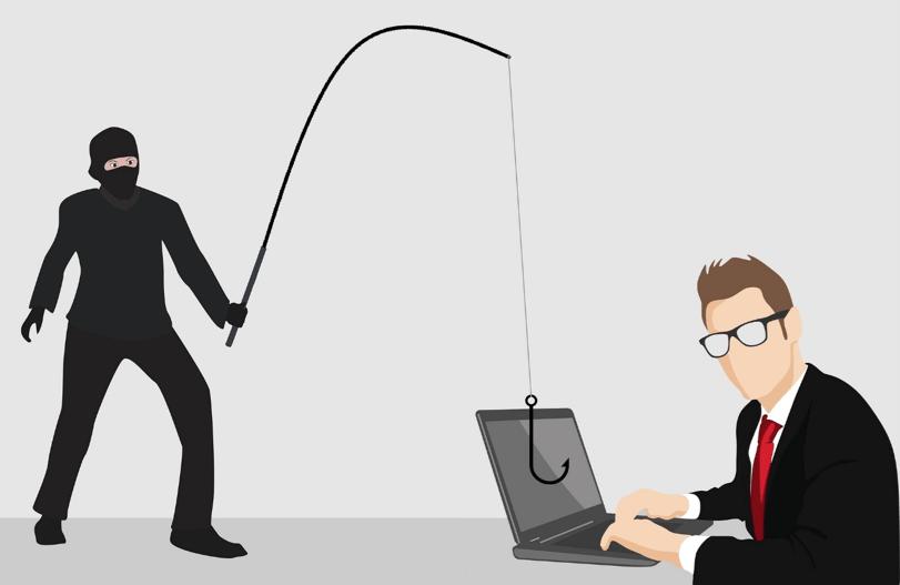 Empresas sofrem ataques de phishing: aumento impressiona.