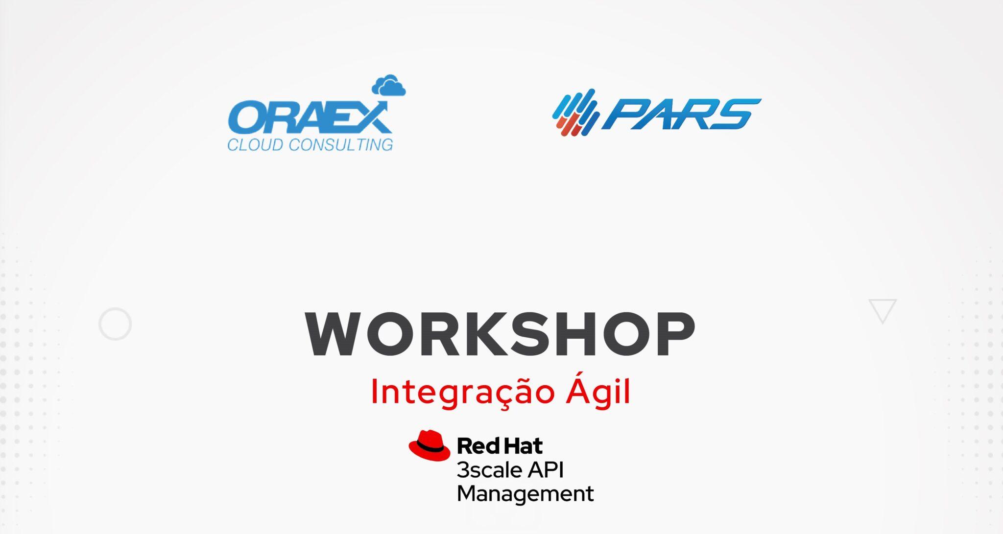 WORKSHOP:Integração Ágil com Red Hat 3scale