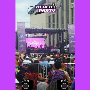 Star 94.5 Old school block party prior to Orlando Shooting