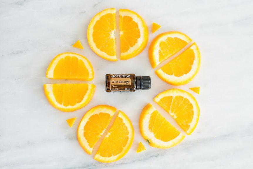 Fresh Home Essential Oil Blend